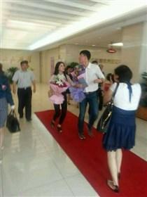传刘翔已领证登记闪婚 女方系民航系统高管女儿