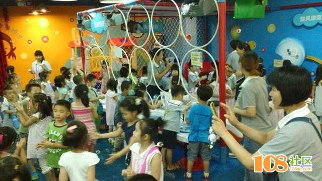 松江泡泡体验馆   体验不一样的玩法