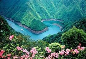 礼拜天闲走浙东大峡谷