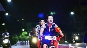 """10名市民竟然当了当1小时夜""""骑警""""!!"""