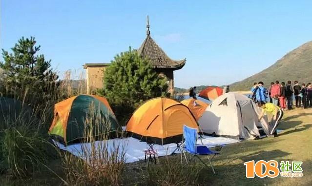 身为临安人,最好的露营圣地你知道吗?竟然是这里……