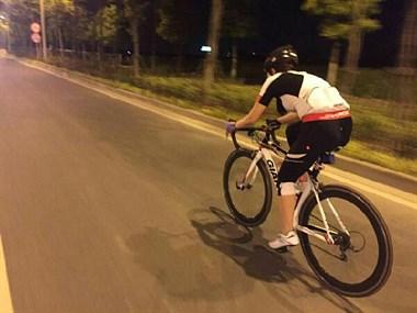 补图——五四青年节夜骑集锦