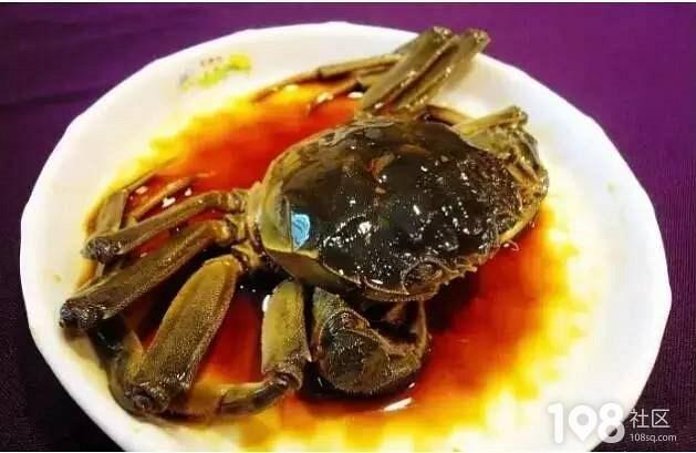 【蟹蟹你,我的祖国】乐乐学厨艺之二—平湖特色,把蟹灌醉,品其原味