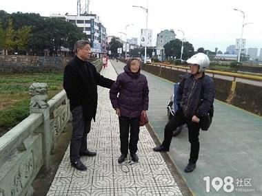 孤身一人活够了?始丰八旬老太大清早欲跳清溪桥是为啥?