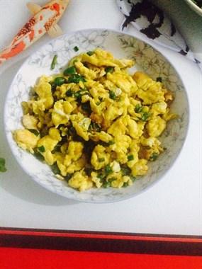 青椒炒鸡蛋