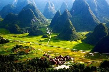 """这个被《中国国家地理》 评为""""中国最美的地方,此生你一定要来一趟"""