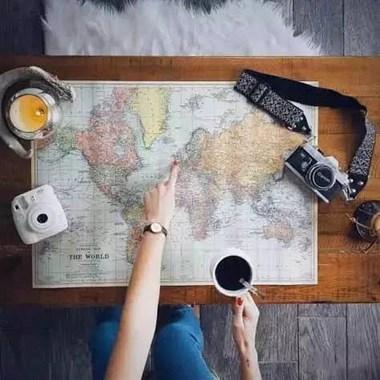 只有才华的女生,如何拍出高颜值的旅行照?