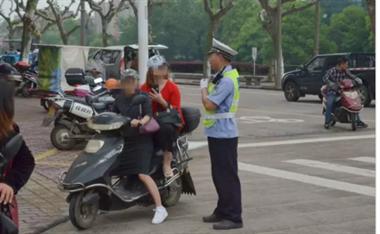 """交通大整治!原来这些行为都是交通违法行为,你""""中枪""""没?"""