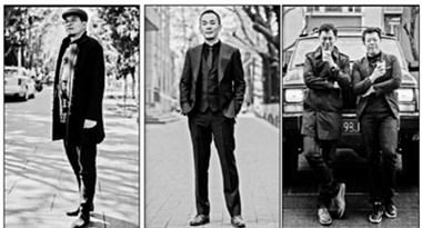 老师也有街拍照?中传老中青三代男教师穿搭走红网络