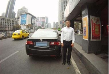 4S店员好心帮客户代开旧车 无证驾驶搭进卖车钱