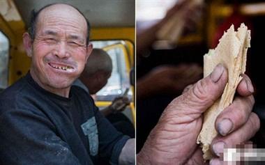 现实太心酸!农民工从老家带来60斤煎饼,整整吃了4个月