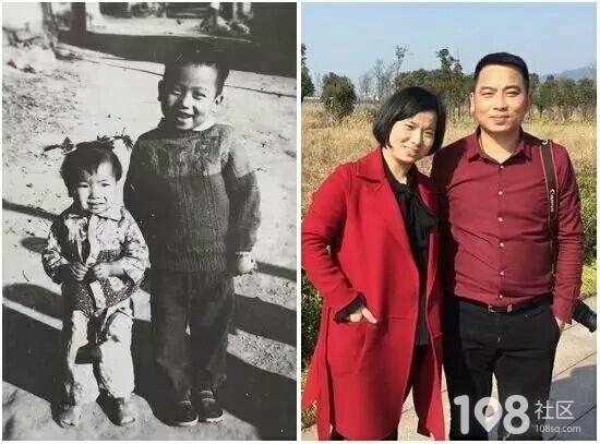 """世纪绝版!富阳人的童年老照片,其中有""""名人""""的幼年合影!"""