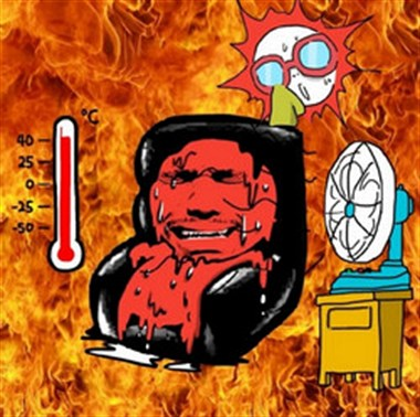 """""""掏空鱼缸""""!在夏天即使流着汗也要找你做这件事!"""