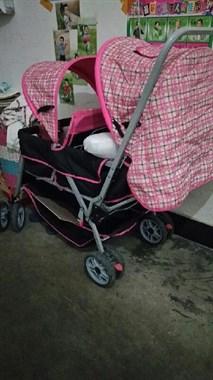 【转卖】宝宝双人车又称双胞胎车