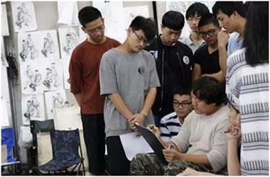 历经成长,在杭州东昱画室的追梦之路