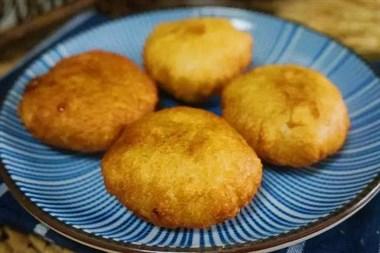 搅一搅,炸一炸,普通面粉就能做,一次吃五个不过瘾!