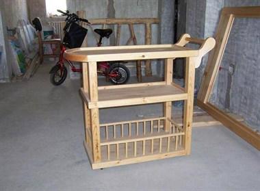 这钱花的值吗?装修请老木匠打一套家具,工钱就付了2万
