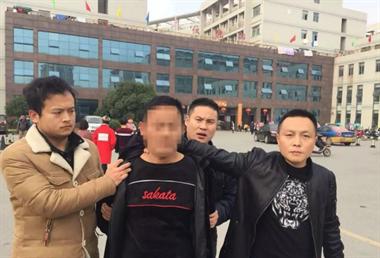 """秋收季节,乐平两""""硕鼠""""狂盗稻谷数万斤,昨日落网"""