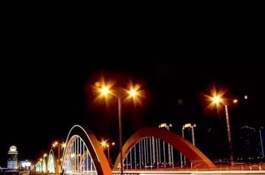 【夜走】夜走美妙三公里,触摸身边的城市~