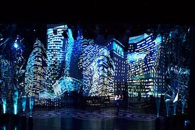 绿地城召唤|《三体》经典场景,在南宁重新演绎未来想象