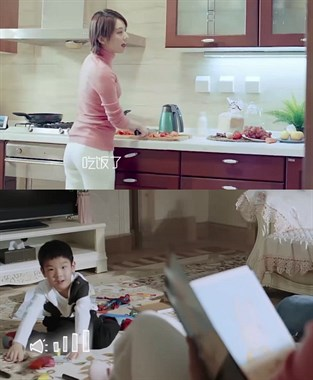 黄圣依豪宅曝光满墙名牌包 零家务能力惨遭儿子嫌弃