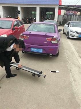 改装车要被处罚