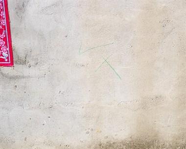 细思极恐!许宅老家墙和门上无意发现特殊符号,3间房子都有