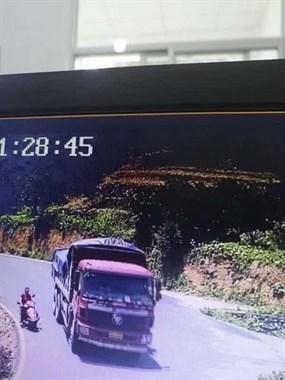 6月13号一场交通事故带了一场笑话。