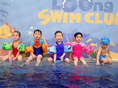【招聘】龙格亲子游泳俱乐部招聘教练