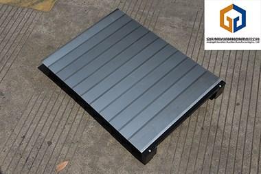 安庆阳光机械:钢板导轨防护罩能预防多项安全事故