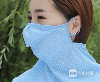 防晒口罩是否真的有防晒作用