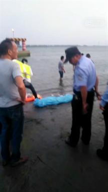 悲剧!3人曹娥江游泳出意外,2小孩已被打捞大人仍未找到