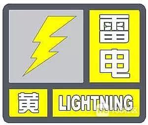 注意!雷电黄色预警刚发布,未来一周我市的天气是这样的…