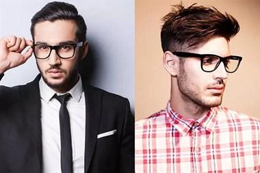 不知道怎么挑选眼镜的镜框,从脸型下手绝不会错!
