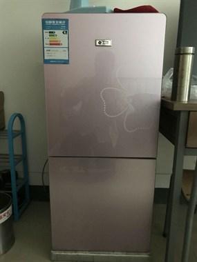 出一个小冰箱