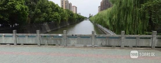 钓友福利,一个比较好的钓鱼点——天都城上塘河