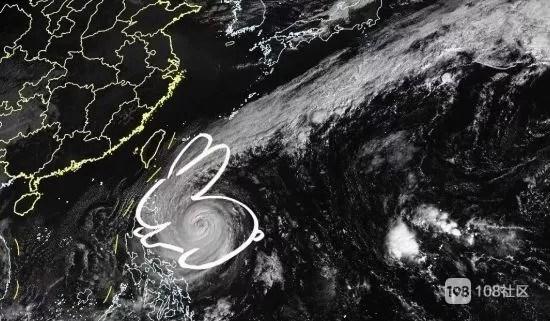 预警升级!台风