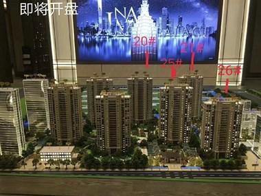 嘉兴市中心,万达广场旁,均价16000含车位,买到赚到