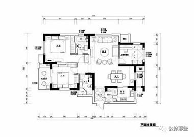 35平二手旧房,38万改造成美式装修风,不敢相信这是同一个家