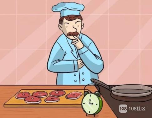 【公布答案】15分钟内做6个肉饼,你能做出来吗?