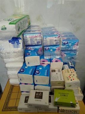 【转卖】各种纸巾、生活日用品-包邮!