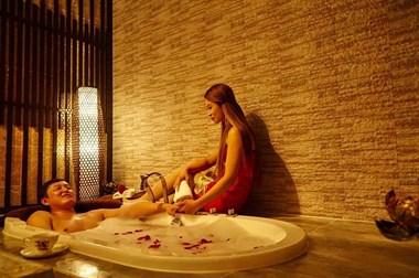 最近这几天重庆江北区最好的按摩spa会所搞活动了