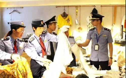 绍兴市市场监管局抽检63批次服装,其中超过11%竟然不合格!
