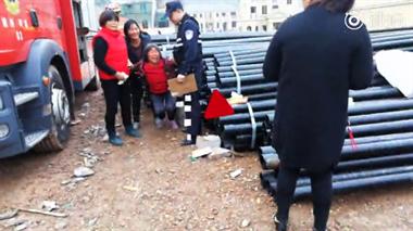 衢州一建筑工地发生塌方,两人被埋,一人不幸遇难