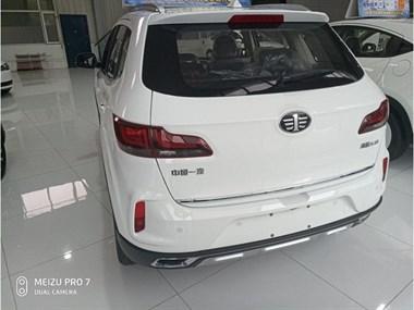 奔腾X40 2019款 1.6L 手动豪华型