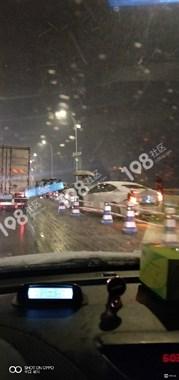 雨雪天小心驾驶!城南大桥、曹娥大桥等地发生多起交通事故
