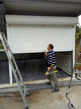 【转卖】承接,防盗窗,卷闸门定做安装及维