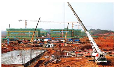 景德镇学院:新校区项目建设工作稳步推进