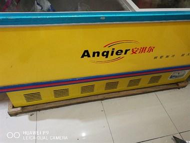 【转卖】安琪尔冷冻柜、冷藏展示柜
