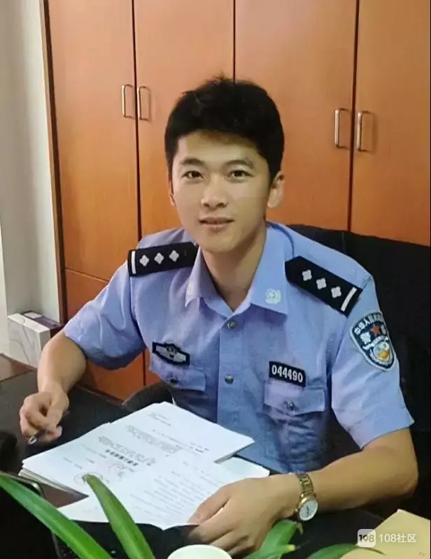 全城都为他送行!绍兴这位帅气警察走了,年仅34岁